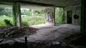 Un hôpital abandonné 9