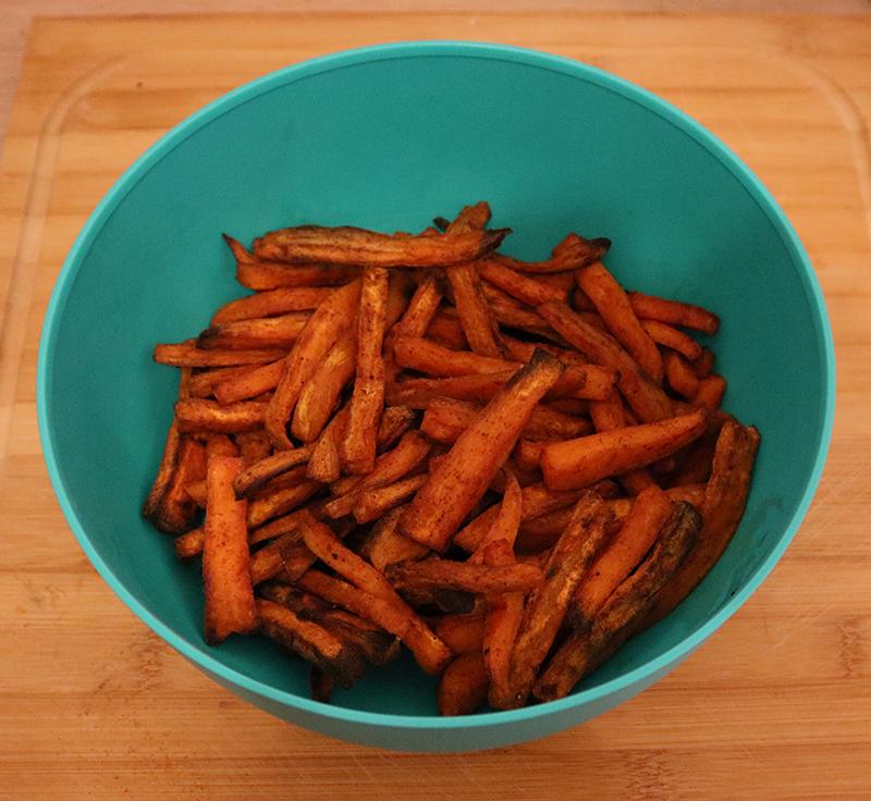 frites-de-patates-douces